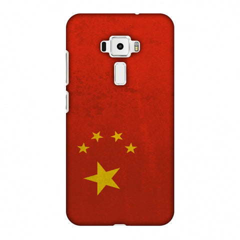 Love For China Slim Hard Shell Case For Asus Zenfone 3 ZE520KL