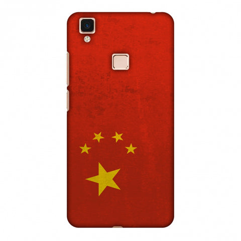 Love For China Slim Hard Shell Case For Vivo V3 Max