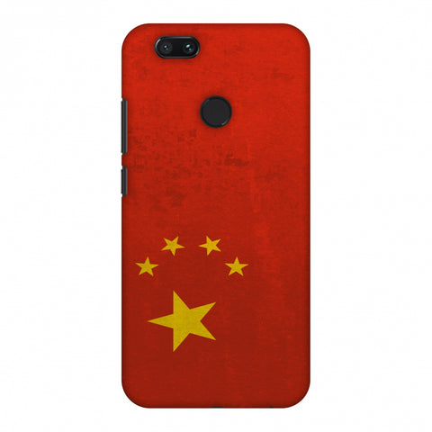 Love For China Slim Hard Shell Case For Xiaomi MI A1-5X