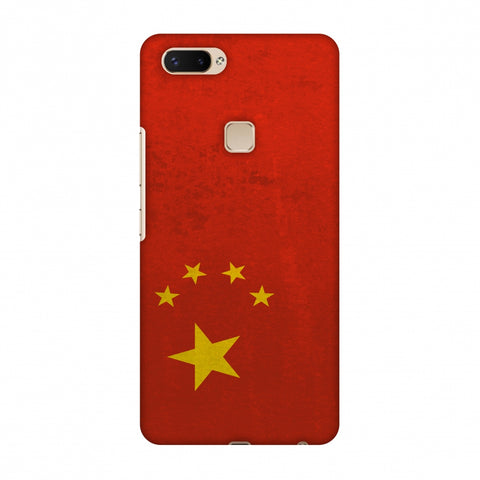 Love For China Slim Hard Shell Case For Vivo X20 Plus