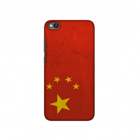 Love For China Slim Hard Shell Case For Redmi Go