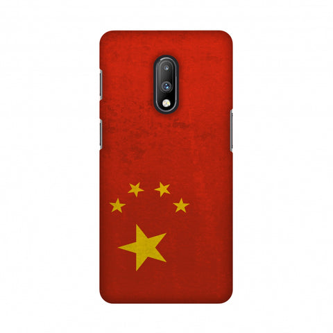 Love For China Slim Hard Shell Case For OnePlus 7