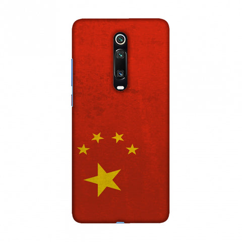Love For China Slim Hard Shell Case For Redmi K20/K20 Pro