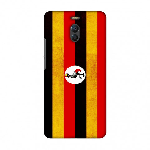 Love For Uganda Slim Hard Shell Case For Meizu Note 6