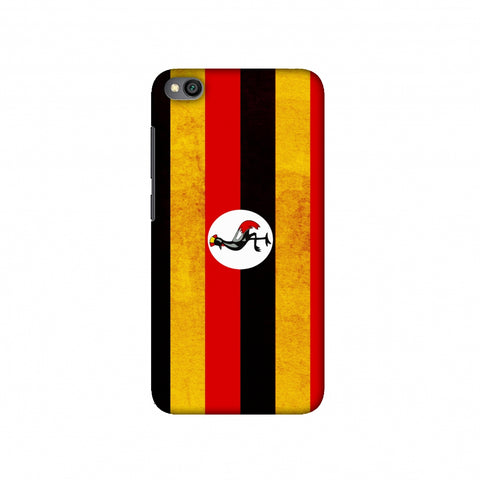 Love For Uganda Slim Hard Shell Case For Redmi Go