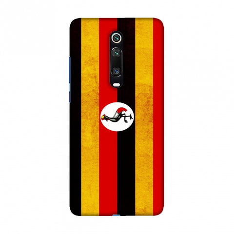 Love For Uganda Slim Hard Shell Case For Redmi K20/K20 Pro