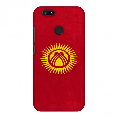 Love For Kyrgyz Republic Slim Hard Shell Case For Xiaomi MI A1-5X
