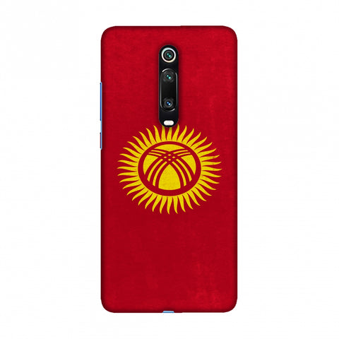 Love For Kyrgyz Republic Slim Hard Shell Case For Redmi K20/K20 Pro