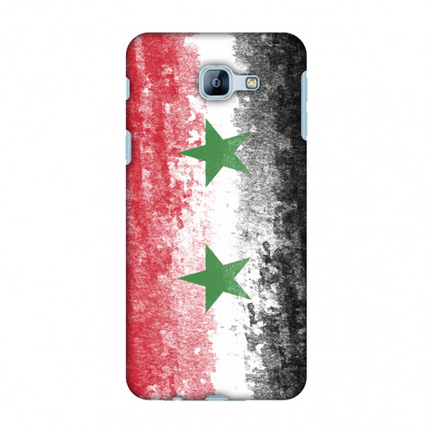 Love For Syria Slim Hard Shell Case For Samsung Galaxy A8 2016