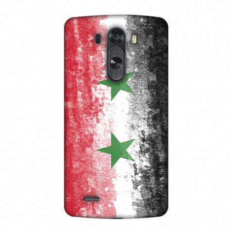 Love For Syria Slim Hard Shell Case For LG G4