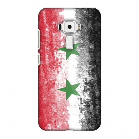 Love For Syria Slim Hard Shell Case For Asus Zenfone 3 ZE520KL
