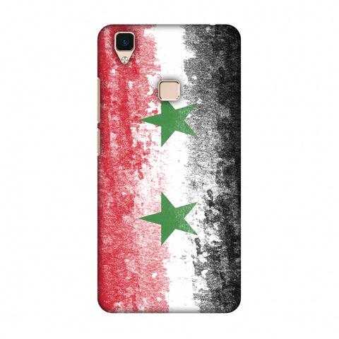 Love For Syria Slim Hard Shell Case For Vivo V3