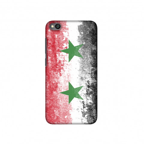 Love For Syria Slim Hard Shell Case For Redmi Go