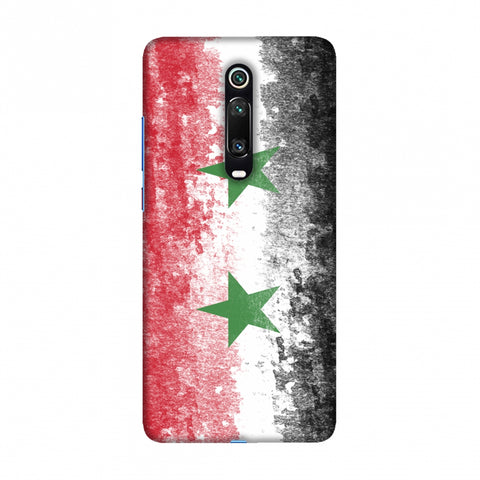 Love For Syria Slim Hard Shell Case For Redmi K20/K20 Pro