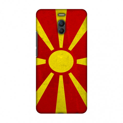 Love For FYR Macedonia Slim Hard Shell Case For Meizu Note 6