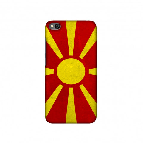 Love For FYR Macedonia Slim Hard Shell Case For Redmi Go