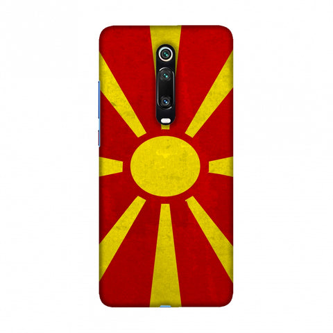 Love For FYR Macedonia Slim Hard Shell Case For Redmi K20/K20 Pro