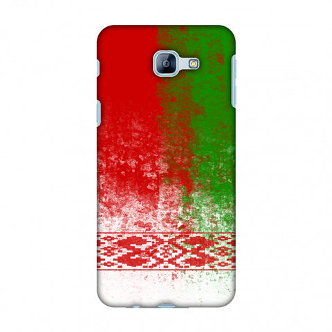 Love For Belarus Slim Hard Shell Case For Samsung Galaxy A8 2016