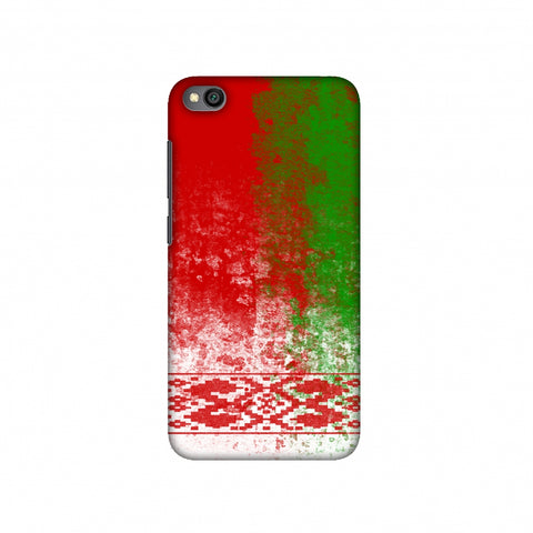 Love For Belarus Slim Hard Shell Case For Redmi Go