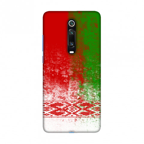 Love For Belarus Slim Hard Shell Case For Redmi K20/K20 Pro