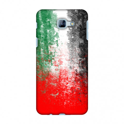 Love For United Arab Emirates Slim Hard Shell Case For Samsung Galaxy A8 2016