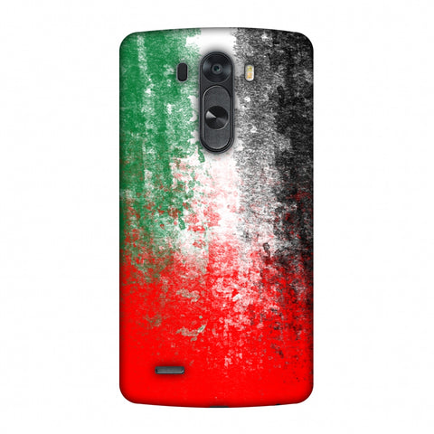 Love For United Arab Emirates Slim Hard Shell Case For LG G4