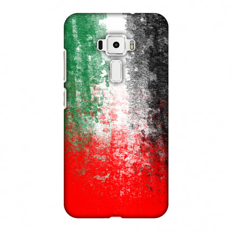 Love For United Arab Emirates Slim Hard Shell Case For Asus Zenfone 3 ZE520KL