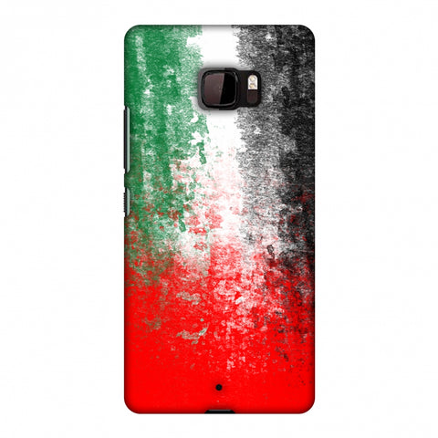 Love For United Arab Emirates Slim Hard Shell Case For HTC U Ultra