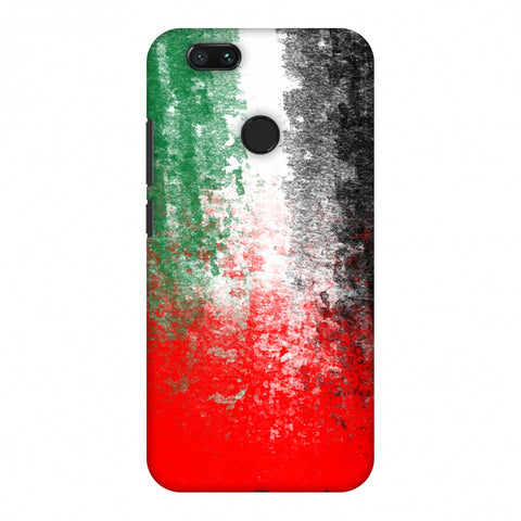 Love For United Arab Emirates Slim Hard Shell Case For Xiaomi MI A1-5X