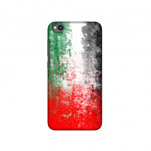 Love For United Arab Emirates Slim Hard Shell Case For Redmi Go