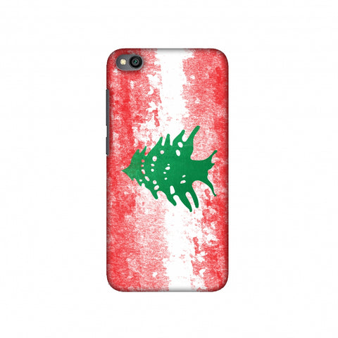 Love For Lebanon Slim Hard Shell Case For Redmi Go