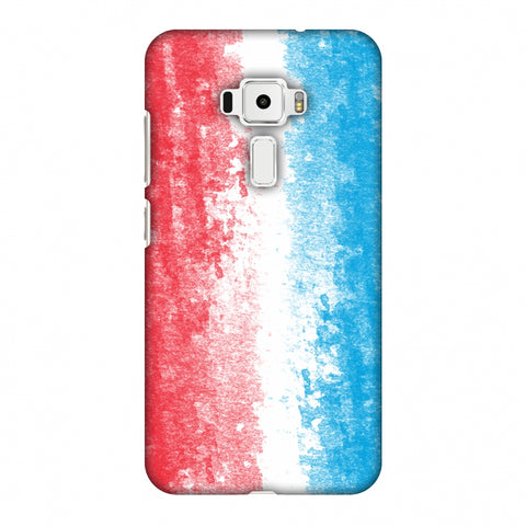 Love For Luxembourg Slim Hard Shell Case For Asus Zenfone 3 ZE520KL