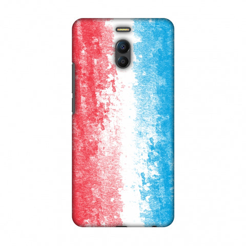 Love For Luxembourg Slim Hard Shell Case For Meizu Note 6