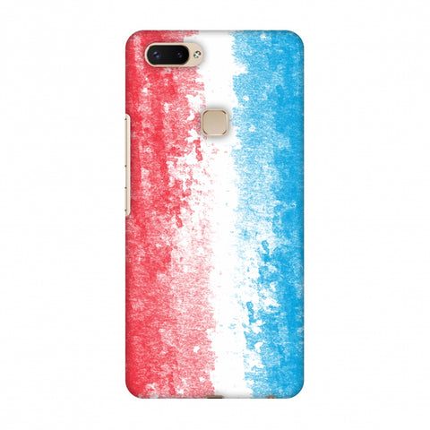 Love For Luxembourg Slim Hard Shell Case For Vivo X20 Plus