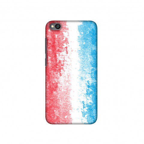 Love For Luxembourg Slim Hard Shell Case For Redmi Go