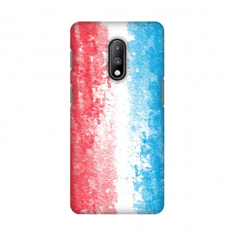 Love For Luxembourg Slim Hard Shell Case For OnePlus 7