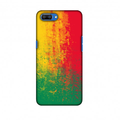Love For Benin Slim Hard Shell Case For Oppo Realme C1