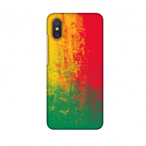 Love For Benin Slim Hard Shell Case For Xiaomi Mi 8 Pro