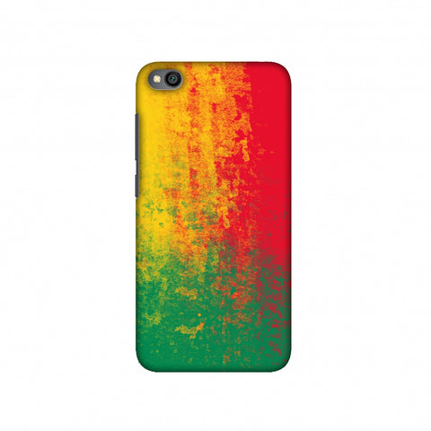 Love For Benin Slim Hard Shell Case For Redmi Go
