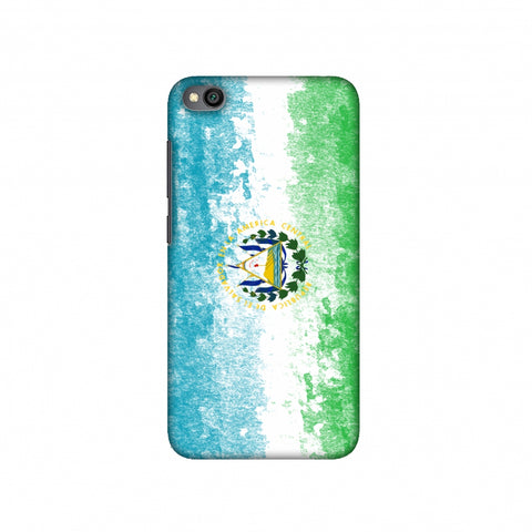 Love For El Salvador Slim Hard Shell Case For Redmi Go