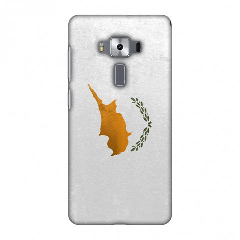 Love For Cyprus Slim Hard Shell Case For Asus Zenfone 3 Deluxe ZS570KL