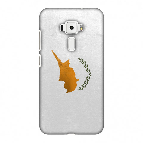 Love For Cyprus Slim Hard Shell Case For Asus Zenfone 3 ZE520KL