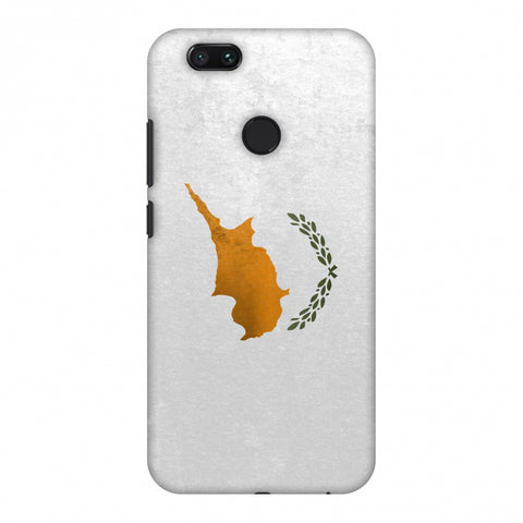 Love For Cyprus Slim Hard Shell Case For Xiaomi MI A1-5X