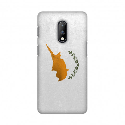 Love For Cyprus Slim Hard Shell Case For OnePlus 7
