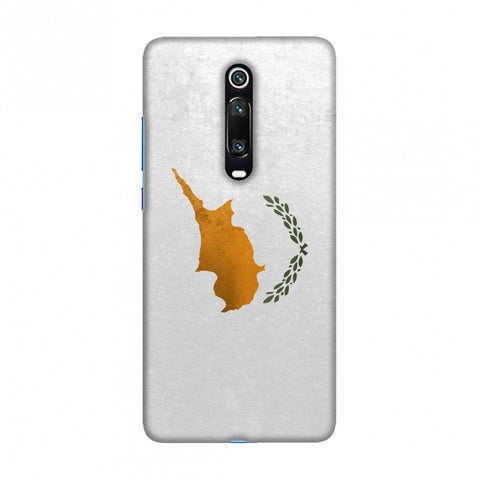 Love For Cyprus Slim Hard Shell Case For Redmi K20/K20 Pro