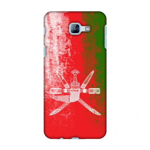 Love For Oman Slim Hard Shell Case For Samsung Galaxy A8 2016