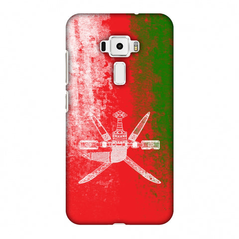 Love For Oman Slim Hard Shell Case For Asus Zenfone 3 ZE520KL