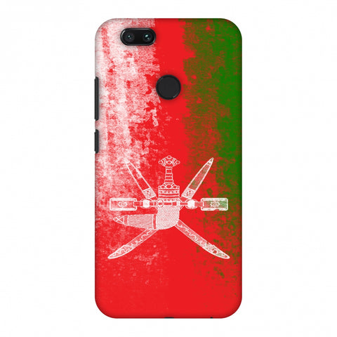 Love For Oman Slim Hard Shell Case For Xiaomi MI A1-5X