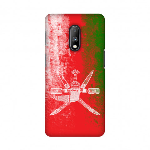 Love For Oman Slim Hard Shell Case For OnePlus 7
