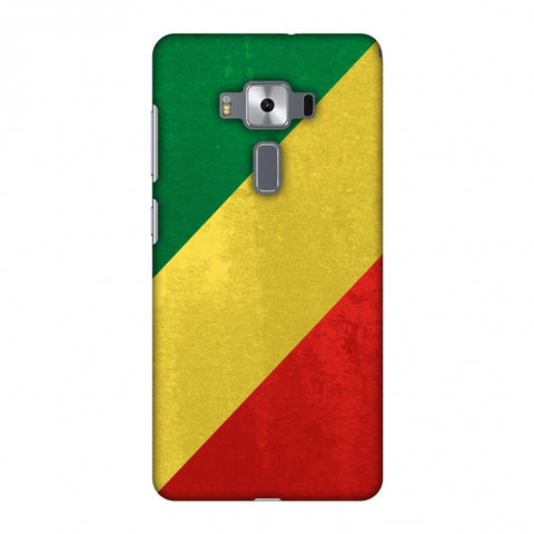 Love For Congo Slim Hard Shell Case For Asus Zenfone 3 Deluxe ZS570KL